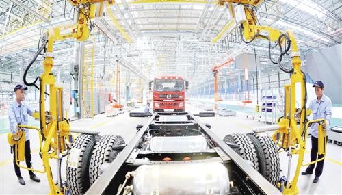"""上半年工业制造业结构调整持续推进 中国制造""""气质""""越来越好"""