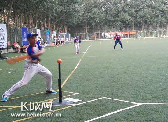 石家庄一中实验学校获全国软式棒垒球竞标赛二等奖2016年香港赛马会神奥八码图片