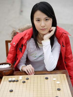 中国美女四大智慧穿裤美女热的,谁是美貌与一身围棋图片