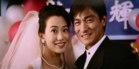 岁是龙女郎 和刘德华演夫妻被批丑 34岁嫁高富帅