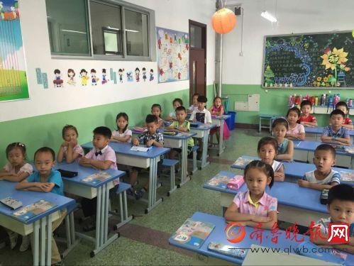济南经十一路户口实拍第一天开学有对双胞胎小学签小学图片