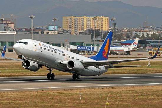 石家庄机场9月8日开通西安