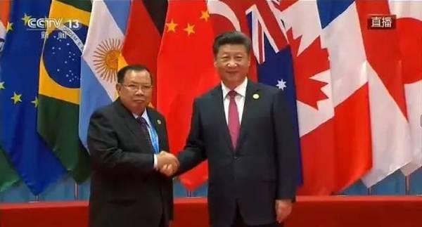 老挝国家主席本扬