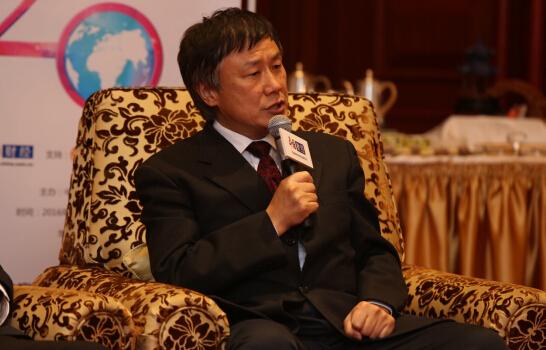 国家发改委学术委员会秘书长、原国家发改委对外经济研究所所长张燕生