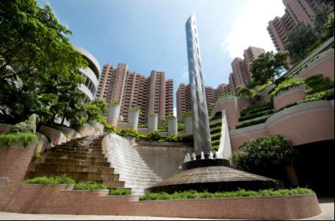 小米电视初次入驻香港高端社区