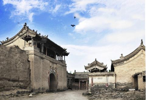 兵家必争之地——河北蔚县   摄影:陈建军