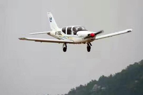 石家庄航展一飞机坠毁致4人死亡