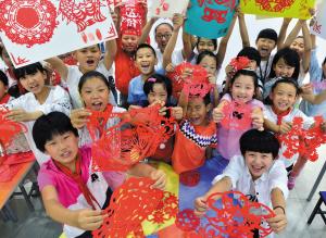 石家庄主城区小学生免费v小学开始小学们拍手醉翁亭记家长图片