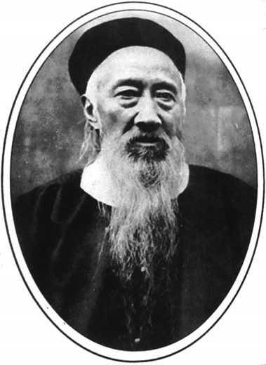 贵阳的我国著名名人书画收藏家陈祖伟藏馆看到,张之洞的三幅珍贵