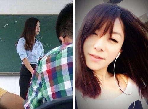 南财大二清纯_西南财经大学日语老师甜美可人清纯到爆.