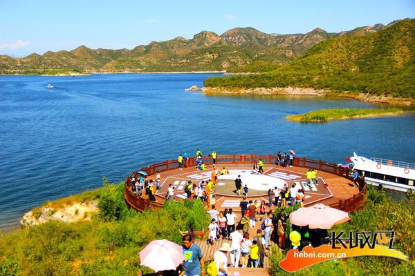 国庆节旅游风景图片
