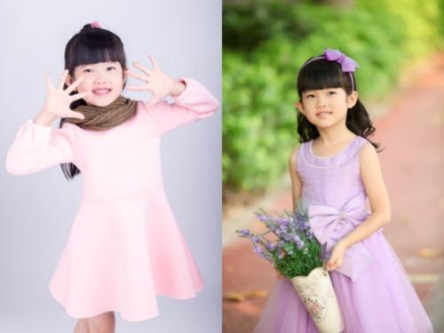 小童星李佳莹唱响央视《乐童嘉年华》