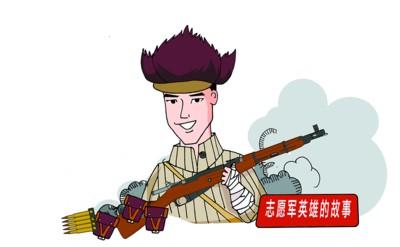 国内首部展现抗美援朝战争历史的动画作品 《最可爱的人》,也刚于前两