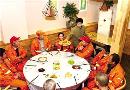 郑州:素食餐厅每月初一、十五都管环卫工免费吃午餐