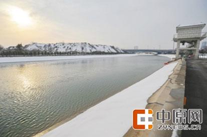郑州用 南水 超5亿立方米