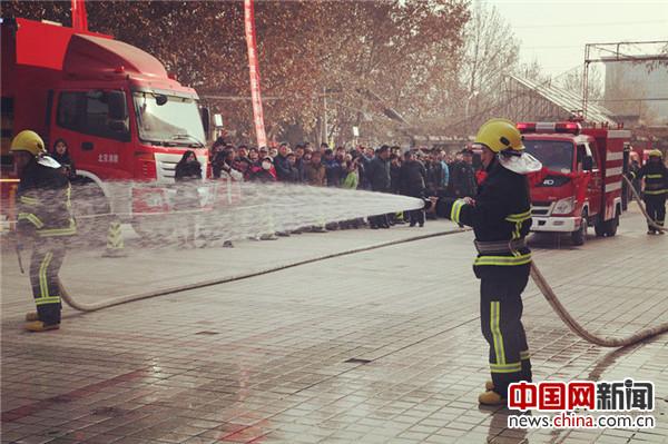 """""""龙乡""""首个小型消防站成立"""