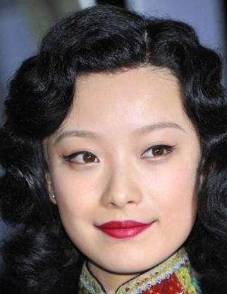 说到丹凤眼,娱乐圈女星除了刘亦菲谁还算是丹凤眼