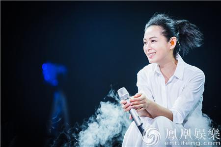 刘若英2016世界巡回31场 帕拉丁剧院开唱华人第一人