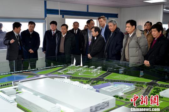 该项目由国家集成电路产业基金,紫光集团,湖北省地方基金,湖北省科投