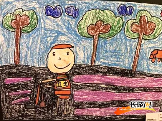 长城图画儿童画简笔画-黄河简笔画儿童画