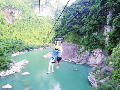 广州天湖风景区旅游