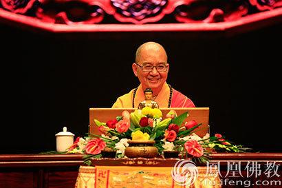 学诚大和尚除夕送祝福 期寄佛弟子传承佛教六和精神