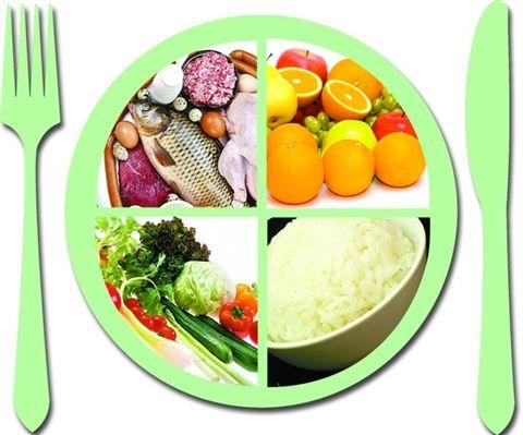 运动搭配健康饮食让你瘦身不瘦胸