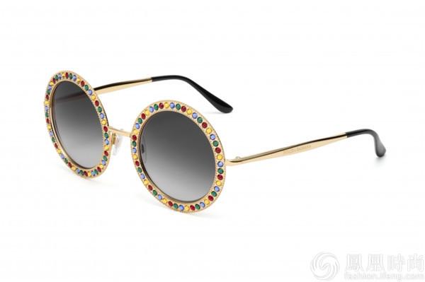 今年春夏凹造型必备:Dolce&Gabbana_Mambo系列眼镜