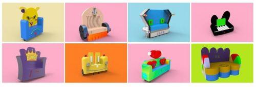 2017中小学电脑制作活动3D创意设计参赛技巧