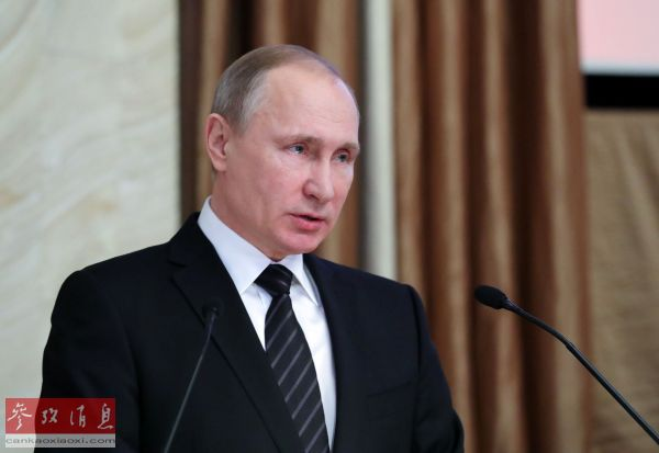 俄媒:普京连任总统无悬念 有特朗普当潜在盟友