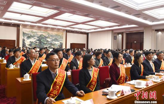 裘援平:推进惠侨工程 深化海外和谐侨社建设