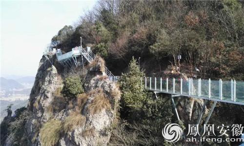 三:芜湖绝壁天梯玻璃栈道
