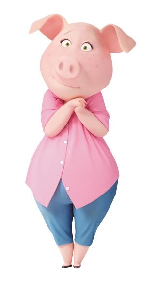猪妈妈_猪妈妈露西塔