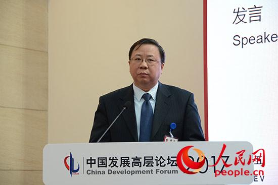 中国海洋石油总公司董事长杨华(图)