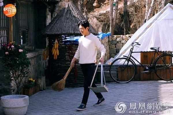 《向往的生活》白百免费口才培训网何做客蘑菇屋 刘宪华秀绕口令