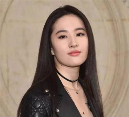 圆脸,粗腿,变胖,刘亦菲是不是一种幸福肥?