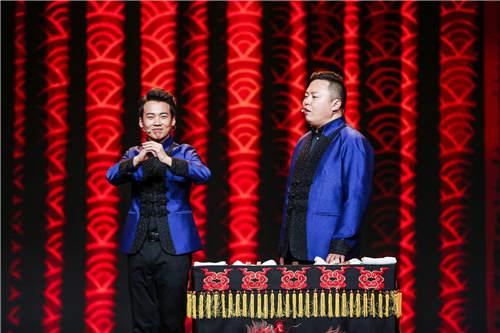 由东方卫视,欢乐传媒联合出品的喜剧竞演综艺《欢乐喜剧人》第三季总