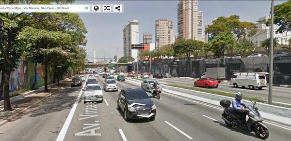 """巴西几公里的涂鸦艺术街,在""""美丽城市""""项目中消失了"""