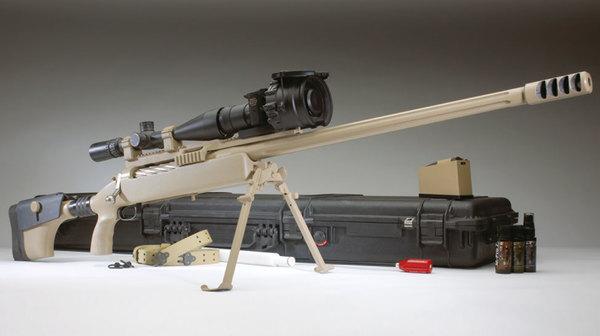 TAC-50狙击步枪
