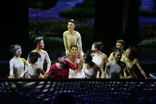 国内首部成长戏剧《山羊不吃天堂草》即将首演
