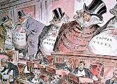 假设历史•没有反垄断法 托拉斯能够控制美国吗?