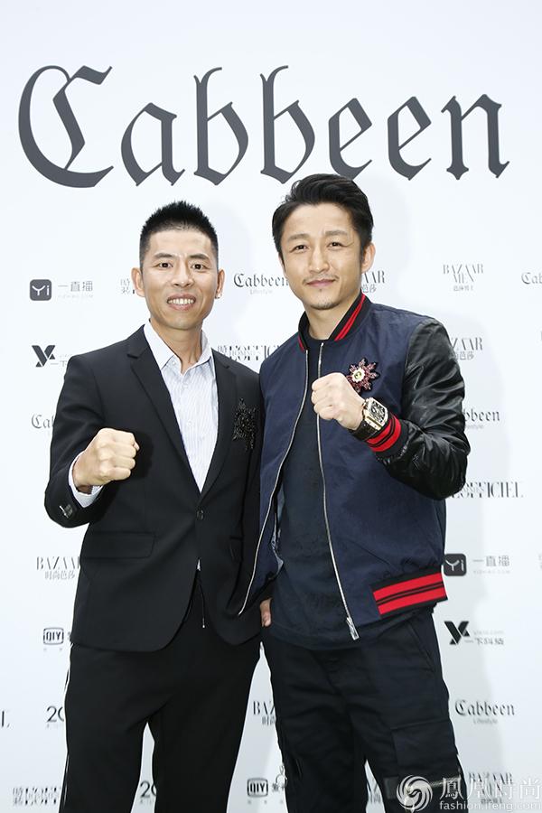 STAY 20! STAY 30! Cabbeen20周年庆典暨新品发布打造中国时尚新IP