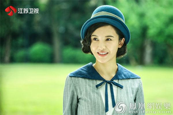 《红蔷薇》解码谍战人生 杨子姗陈晓谱写革命爱情