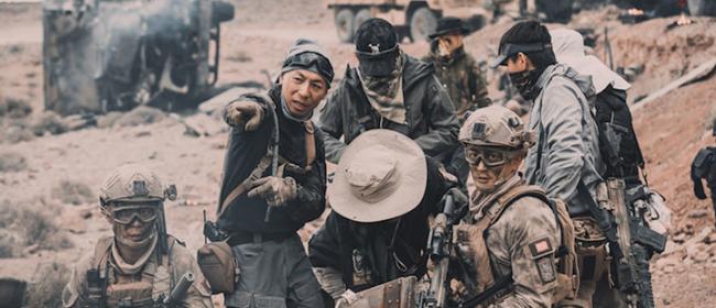 《红海行动》定档2018大年初一 中国海军接你回家
