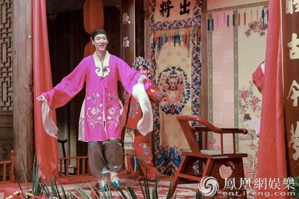 常远加盟《穿越吧》体验京剧文化 开启穿越之旅引期待
