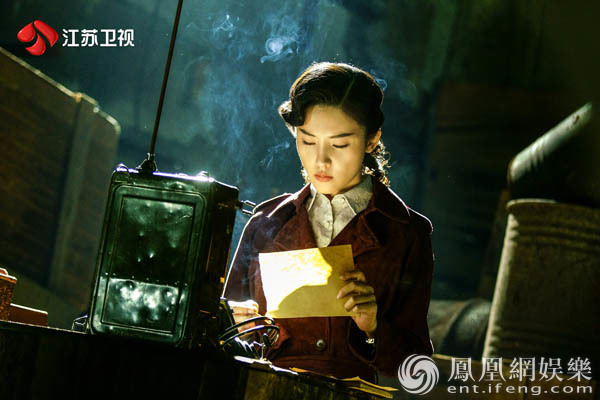 《红蔷薇》杨子姗首演谍战剧 从偶像女主变女特工