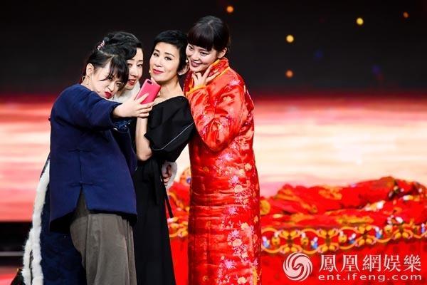 黄璐《演员的诞生》首演年代戏 携手吴君如同台飚喜剧