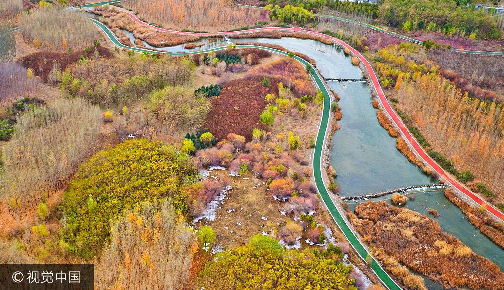 张掖国家湿地公园位于张掖市甘州区城郊北部,与市区紧密相连.