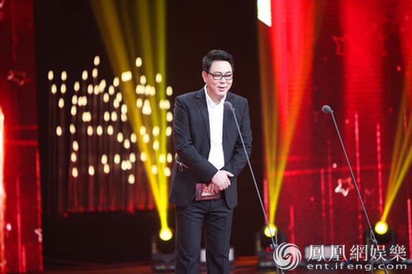 高亚麟荣获年度制片人荣誉 《伙头军客栈》未播已先火