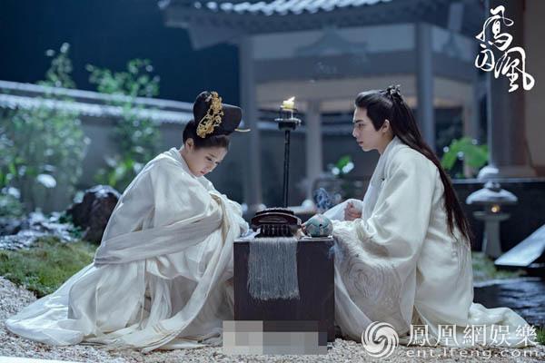 《凤囚凰》1月14日开播 关晓彤携男团开启颜值盛宴